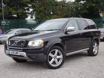 Volvo XC90 SUV 2.4 D5 R-Design (Premium Pack) Geartronic AWD 5dr