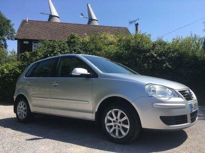 Volkswagen Polo Hatchback 1.4 TDI SE 5dr
