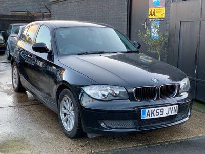 BMW 1 Series Hatchback 2.0 118i ES 5dr