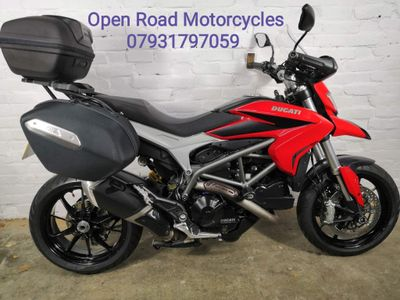 Ducati Hyperstrada Super Moto