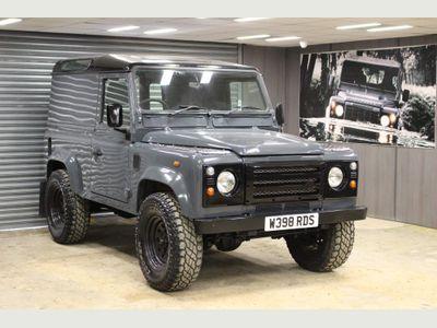 Land Rover Defender 90 SUV 2.5 TD5 County 3dr