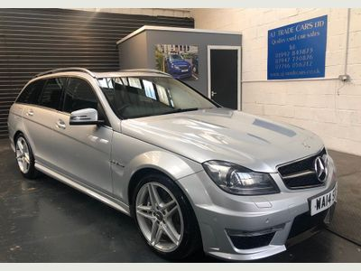 Mercedes-Benz C Class Estate 6.3 C63 AMG MCT 5dr