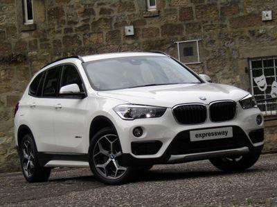 BMW X1 SUV 2.0 20d Sport Auto xDrive (s/s) 5dr