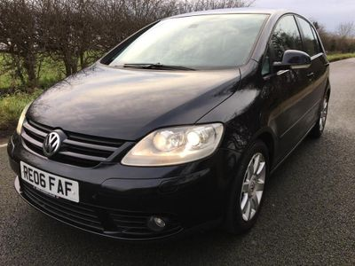 Volkswagen Golf Plus Hatchback 2.0 FSI GT 5dr