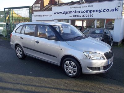 SKODA Fabia Estate 1.6 TDi CR CR S 5dr