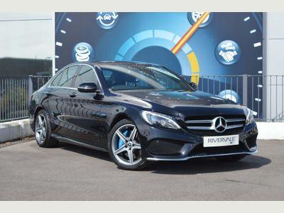 Mercedes-Benz C Class Saloon 2.0 C350e 6.4kWh AMG Line (Premium Plus) G-Tronic+ (s/s) 4dr