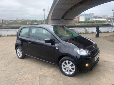SKODA Citigo Hatchback 1.0 MPI Elegance ASG 3dr