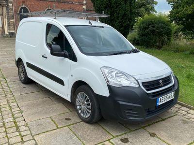 Peugeot Partner Panel Van 1.6 HDi Professional L1 625 SWB 4dr