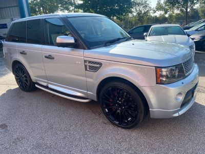 Land Rover Range Rover Sport SUV 5.0 V8 Supercharged Autobiography Sport 5dr