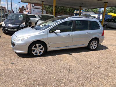Peugeot 307 SW Estate 2.0 HDi SE 5dr