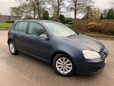 Volkswagen Golf Hatchback 1.9 TDI BlueMotion Tech Match Final Edition 5dr
