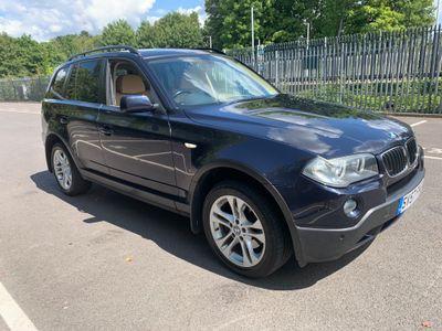 BMW X3 SUV 2.0 20d SE 5dr