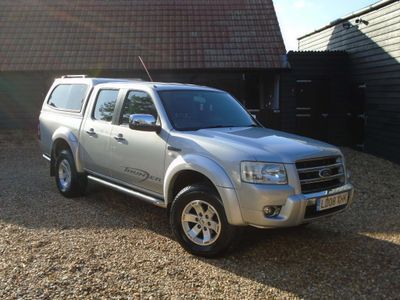 Ford Ranger Pickup 3.0 TDCi XLT Thunder Double Cab Crewcab Pickup 4dr