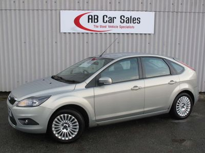 Ford Focus Hatchback 2.0 TDCi DPF Titanium Powershift 5dr