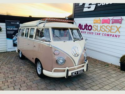 Volkswagen Campervan Unlisted SPLIT SCREEN