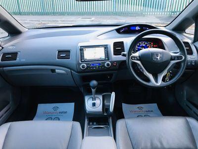 Honda Civic Saloon 1.3 IMA EX 4dr