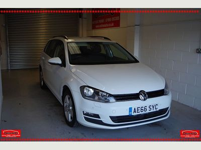 Volkswagen Golf Estate 2.0 TDI BlueMotion Tech Match Edition (s/s) 5dr