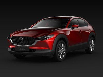 Mazda CX-30 SUV 2.0 SKYACTIV-X MHEV GT Sport Tech (s/s) 5dr