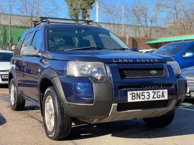 Land Rover Freelander SUV 2.0 TD4 SE 5dr