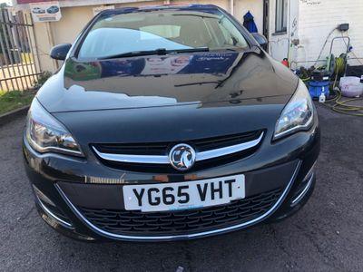 Vauxhall Astra Hatchback 1.6 CDTi ecoFLEX 99g SRi (s/s) 5dr
