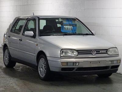 Volkswagen Golf Hatchback 2.8 VR6 5dr
