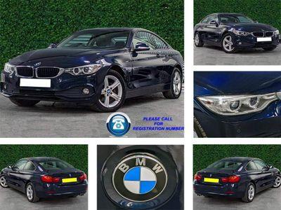 BMW 4 Series Coupe 2.0 420d SE xDrive 2dr