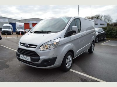 Ford Transit Custom Panel Van 2.0 TDCi 270 L1H1 Limited 5dr