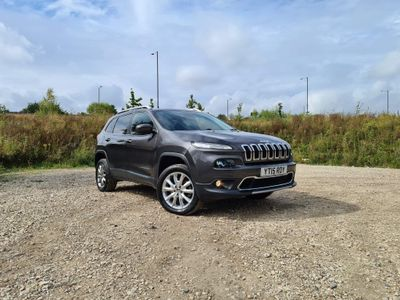 Jeep Cherokee SUV 2.0 CRD Limited Auto 4WD (s/s) 5dr