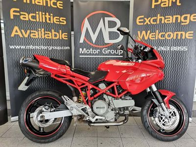 Ducati Multistrada 620 Adventure 620