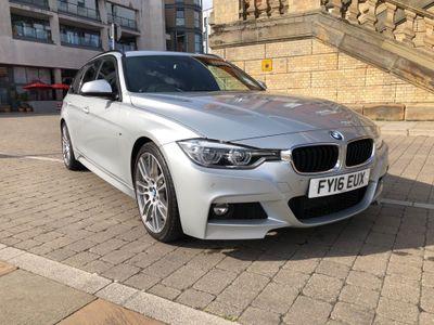BMW 3 Series Estate 2.0 320d M Sport Touring Auto (s/s) 5dr