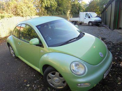 Volkswagen Beetle Hatchback 1.8 T Colour Concept 3dr