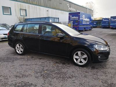 Volkswagen Golf Estate 1.6 TDI BlueMotion Tech Match Edition DSG (s/s) 5dr