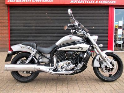 HYOSUNG GV650 Custom Cruiser 650 PRO Custom Cruiser