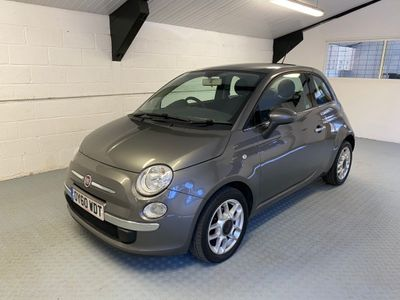 Fiat 500 Hatchback 1.2 Lounge Dualogic 3dr