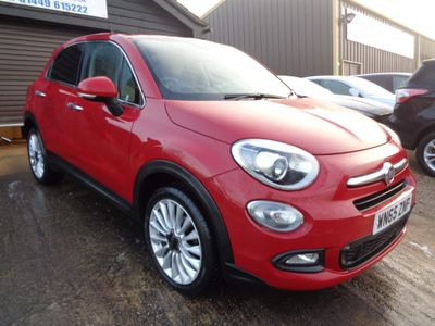 Fiat 500X SUV 1.4 MultiAir Lounge (s/s) 5dr