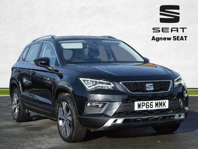 SEAT Ateca SUV 1.0 TSI Ecomotive SE Technology (s/s) 5dr