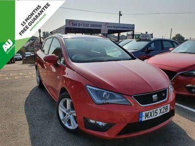 SEAT Ibiza Estate 1.4 TSI ACT FR ST 5dr