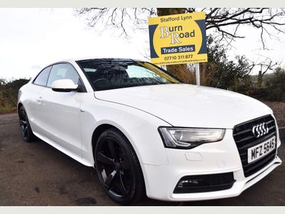 Audi A5 Coupe 1.8 TFSI Black Edition 2dr