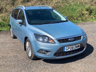 Ford Focus Estate 1.6 Titanium 5dr