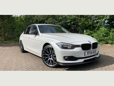 BMW 3 Series Saloon 320d EfficientDynamics Business Edition