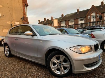 BMW 1 Series Hatchback 2.0 118i SE Auto 3dr