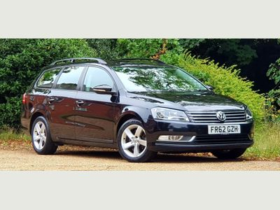 Volkswagen Passat Estate 2.0 TDI BlueMotion Tech S 5dr