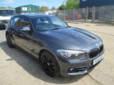 BMW 1 Series Hatchback 1.5 116d Sport Auto (s/s) 5dr