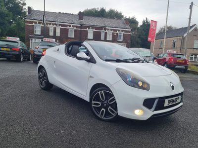 Renault Wind Convertible 1.6 VVT Collection 2dr