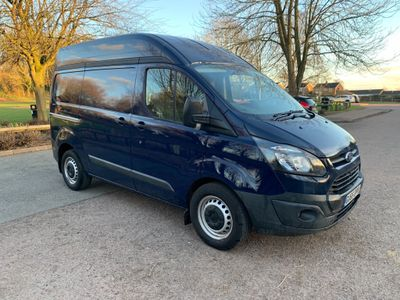 Ford Transit Custom Panel Van 2.2 TDCi 330 L2 H1 5dr