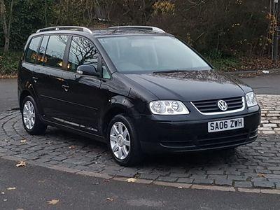 Volkswagen Touran MPV 1.9 TDI SE 5dr (5 Seats)