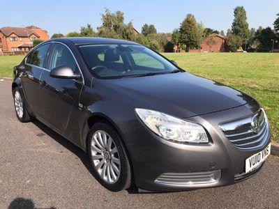 Vauxhall Insignia Hatchback 1.8 i VVT 16v SE 5dr