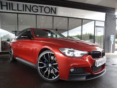BMW 3 Series Saloon 3.0 330d M Sport Shadow Edition Auto (s/s) 4dr