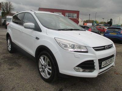 Ford Kuga SUV 1.6 EcoBoost Titanium X (s/s) 5dr