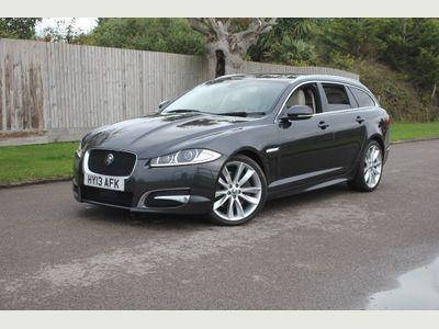 Jaguar XF Estate 3.0 TD V6 S Portfolio Sportbrake (s/s) 5dr